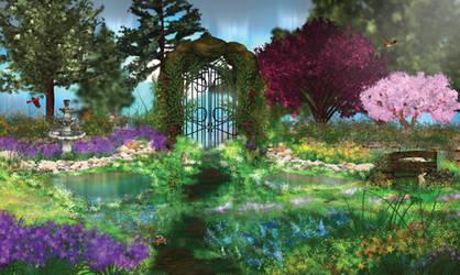 Jane's Garden Gate