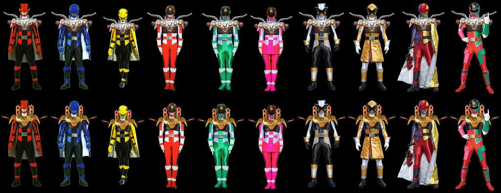 Super Sentai Lupinranger VS Patranger by MrThermomanPreacher