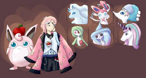 [PM] Russell Gym Leader - Prompt
