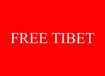 Free Tibet by a50