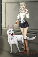 Haunting Ground by ScarlettPopsicle
