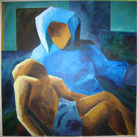 Pieta by ScarlettPopsicle