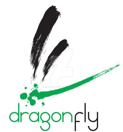 Dragonfly logo by ScarlettPopsicle