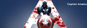 Captain America Signatur
