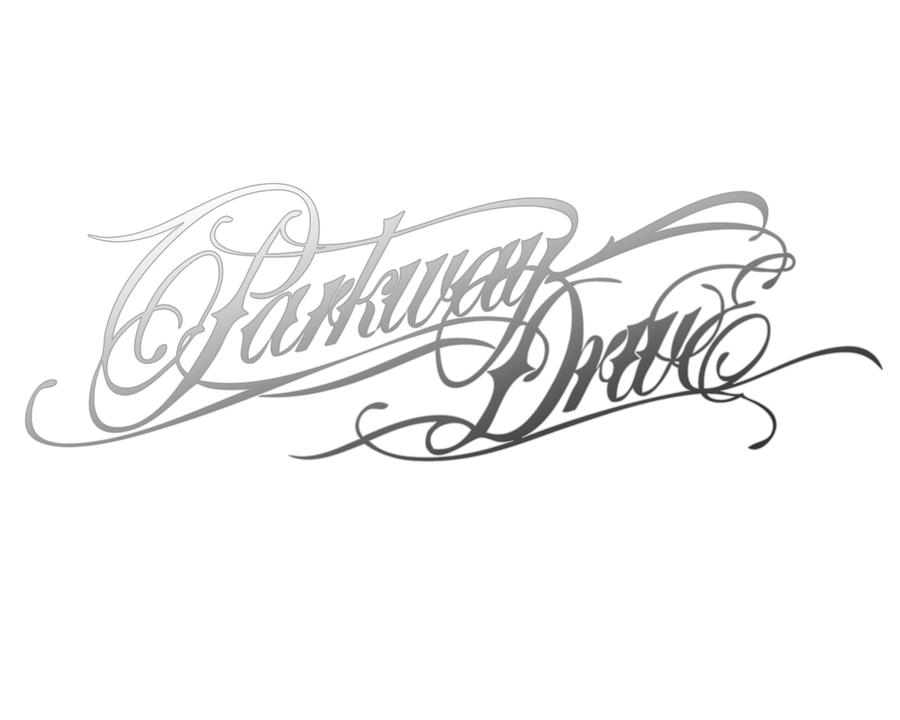 Parkway Drive Logo the 2nd