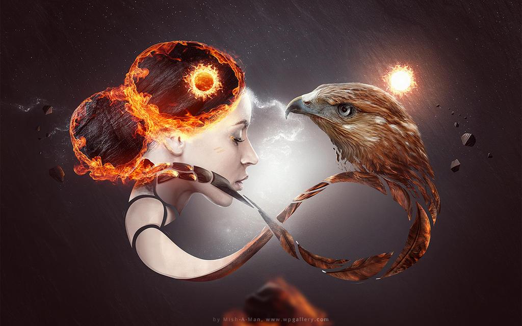 Infinite Spirit by Mish-A-Man