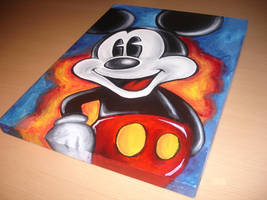 Mickey Mouse by saintrok