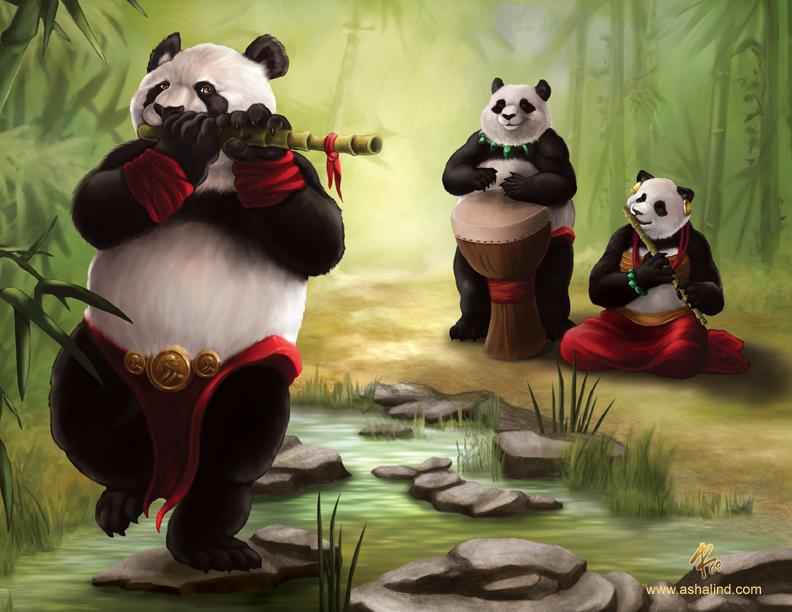 Pandalah Harmony by Ashalind