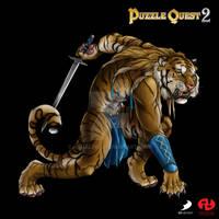 Puzzle Quest 2 - Rakshasa