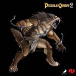 Puzzle Quest 2 - Werewolf