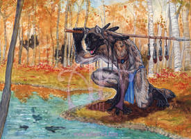 Gone Fishin' by Ashalind