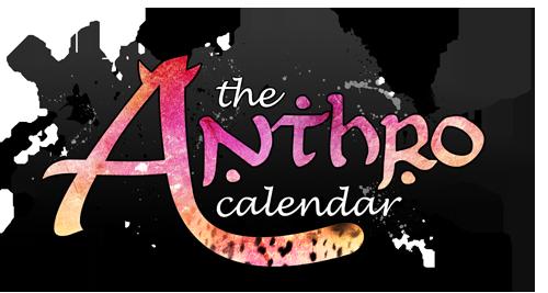Anthro Calendar Logo by Ashalind