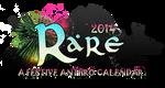 Logo RARE 2014: A Festive Anthro Calendar by Ashalind