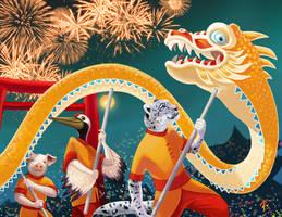 RARE 2014: Chinese New Year by Ashalind