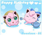 Jigglypuff Birthday