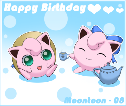Pokemon Jigglypuff Happy Images | Pokemon Images