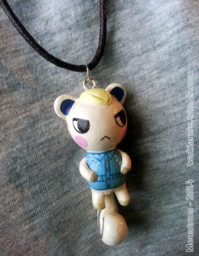 ACNL - Marshal necklace by Moontoon