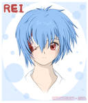 NGE - Rei Ayanami for Ookido