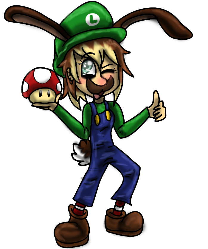 | Luigi time | by J0LIA