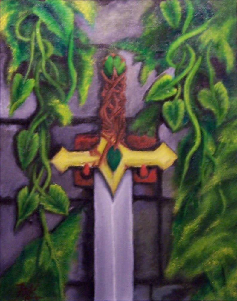 Blade of Gaia by Eliwaz
