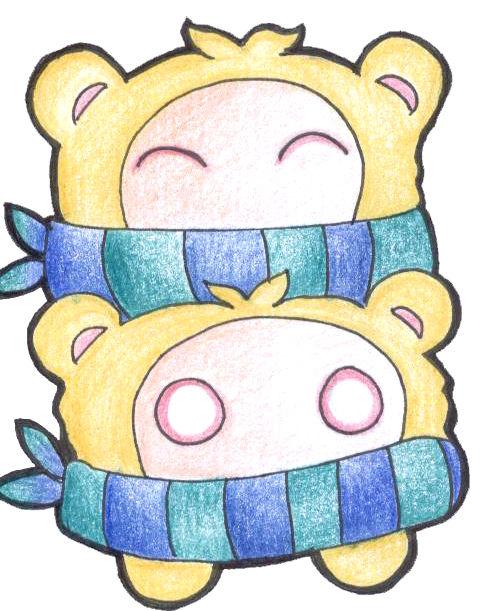 drawn to life cute things by fuzzyrocker