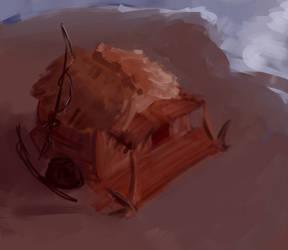 shack by JikenRK