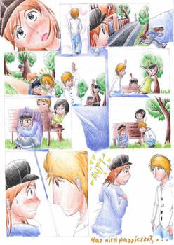 Comic - a little love story