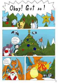 Pokemon Comic 2011 - December 1st