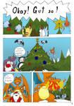 Pokemon Comic 2011 - December 1st by JoJoDee