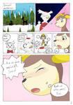Pokemon Comic 2011 - December 1st Page2 by JoJoDee