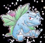 RBY 002: Ivysaur