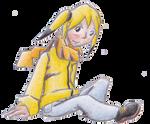 Gijinka - Pikachu
