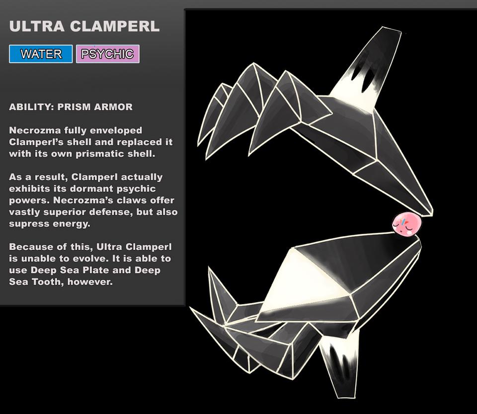 Ultra Clamperl By Jojodee On Deviantart