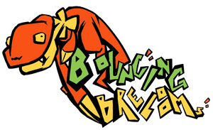 Bouncing Brelooms Draftleague Logo