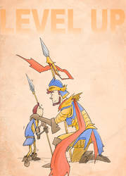 Level Up by JoJoDee