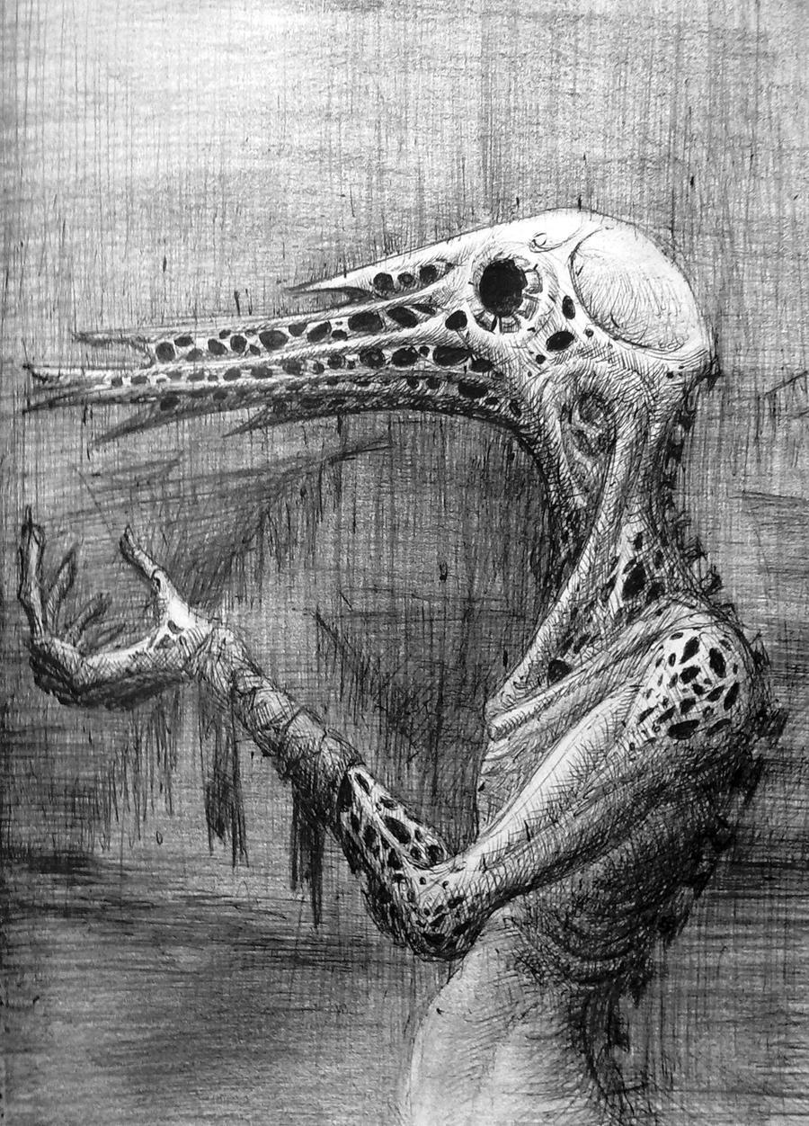 Trypophobia by Adromelek