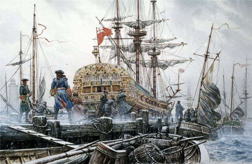 Pier by voitv