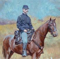 Union Cavalryman by voitv