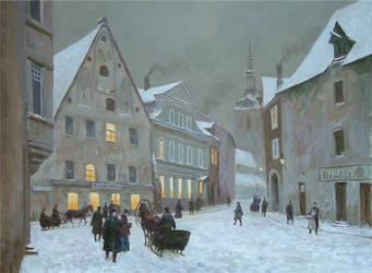 Vana turg Tallinn by voitv