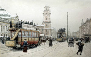 Petersburg 1905 by voitv