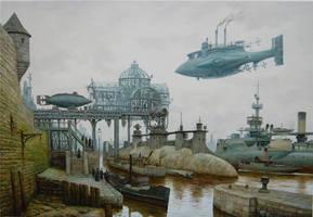 Duty vessel by voitv