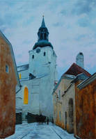 Tallinn - Domkirche by voitv