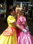Peach and Daisy - Sweet Kiss