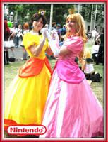 Nintendo Princess by Rayi-kun