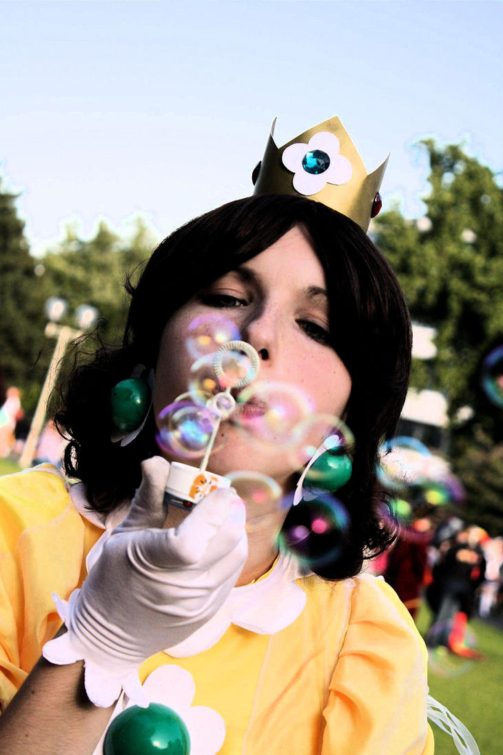 Daisy - Bubbles X3 by Rayi-kun