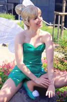 Tinkerbell - The green fairy by Rayi-kun