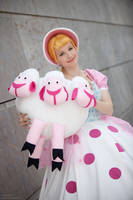 Toy Story - Bo loves her sheep by Rayi-kun