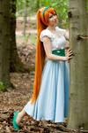 The little lady - Thumbelina