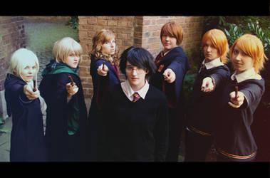 Dumbledore's Army by Rayi-kun