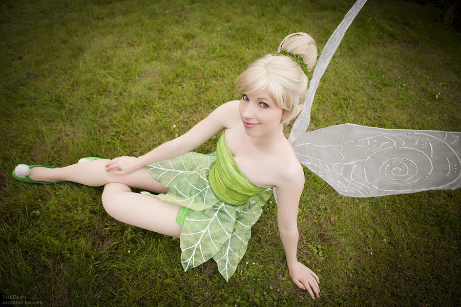 Little green fairy by Rayi-kun